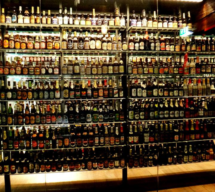 20 000 bottles of beer on the wall carlsberg collection darin