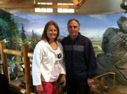 Debbie and Gary's Alaskan Adventure
