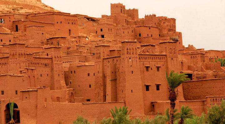 Desert tours in Morocco Travels