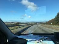 Et år i Skotland