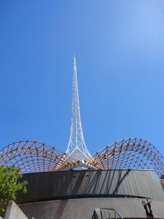 The Eiffel Tower Melbourne Style Leah And Dann Rtw