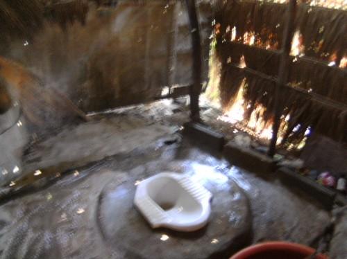 paikallinen miestenhuone