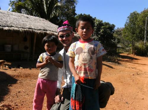 vuoristokylan lapset