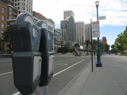 American parking meter- hey its gets better, trust me! | Emma- The