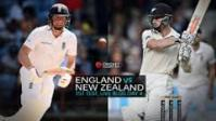 Watch England vs New Zealand Live Stream - 1st Tes