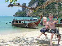 Turen til Thailand