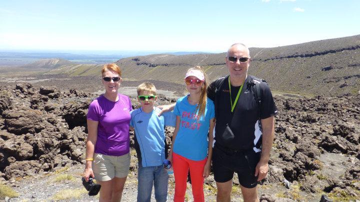 Tongaringo Alpine Crossing
