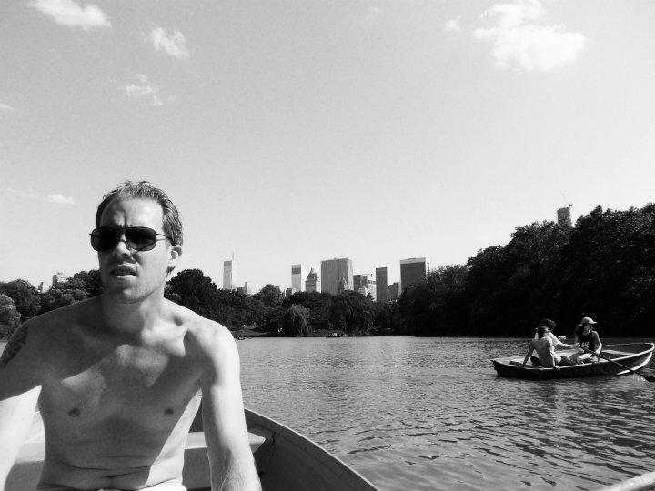 Bootje varen @Central Park