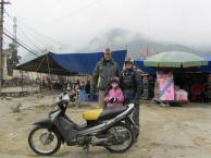 Vesterlund og Schmidt i Vietnam