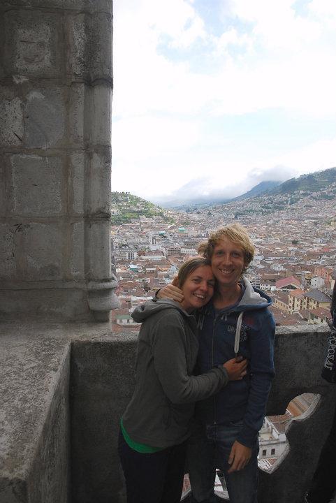 Uitzicht vanaf de Basilica