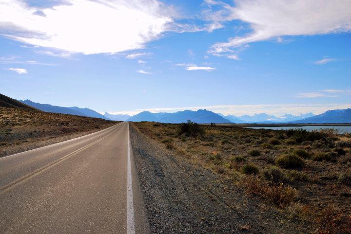 Patagonisch landschap