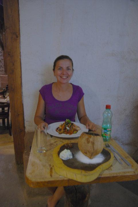 Lekker eten in San Pedro de Atacama