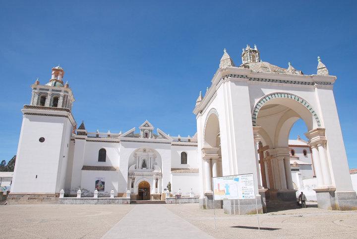 Kerk van de Virgen de Copacabana