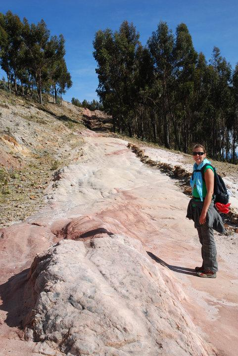 Wandelen op Isla del Sol