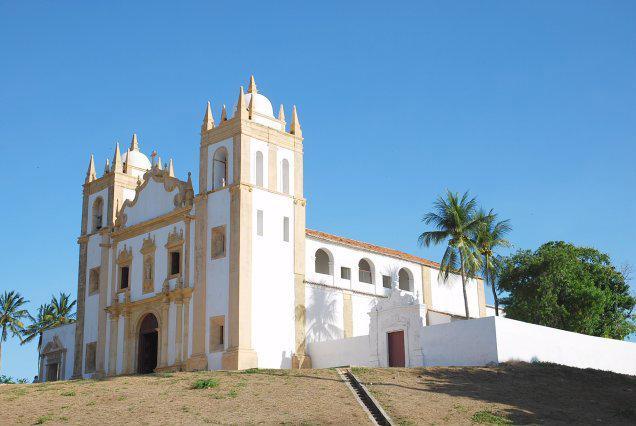Nog een kerk in Olinda