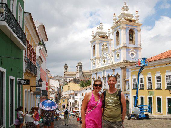 Wij in Salvador