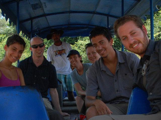 Onze Pantanal tourgroep