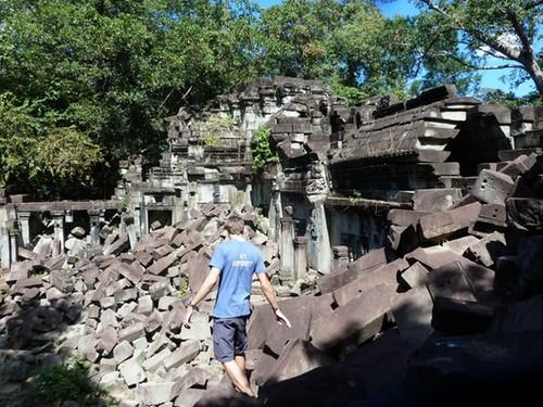 Ruine klauteren