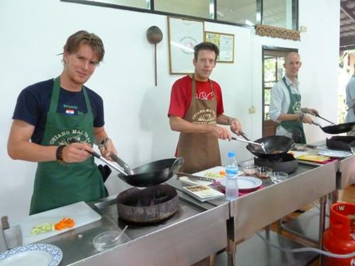 Kookcursus Thais eten