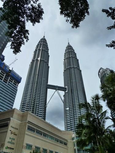 De twee beroemdste torens van KL