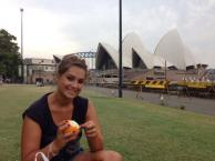 Sylvia's Backpacking Australia 2013