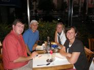 The Griffis' & Zammit's in France