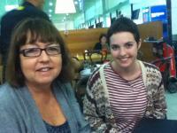 Liz And Tonys Trip 2011