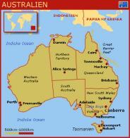 Heidis tur til Australien