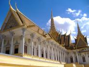 Ken and Desley in Laos and Cambodia