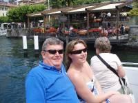 Jenny David Mum & Kirst in Europe