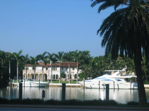 Miami florida big houses ian suzy 39 s adventure off for Big houses in florida