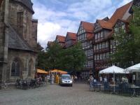 Sommerradtour mit Inge
