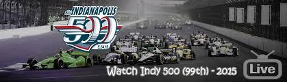 Indy 500 live stream