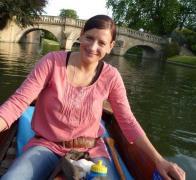 Opiskelijan eloa Cambridgessa.