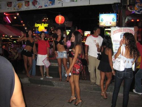 bangla road, patong | wozzer and jacs go travelling