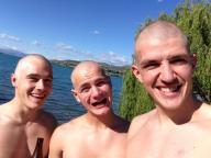 Jens, Kenneth og Martins rejse