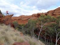 Jeroen in Australie