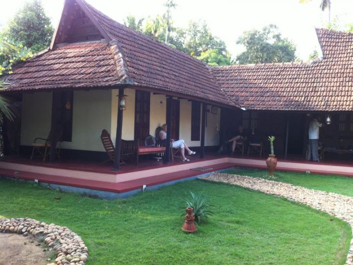 Blog from emerald isle kerala india japan off exploring for Kerala old home designs