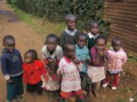 Jules' Kenyan P2 volunteer diary