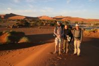 Kal's African Adventure
