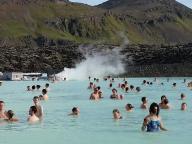 kaos på Island