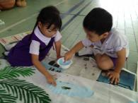 Karina's studieophold i Bangkok, Thailand