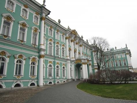 Winter Palace, the State Hermitage