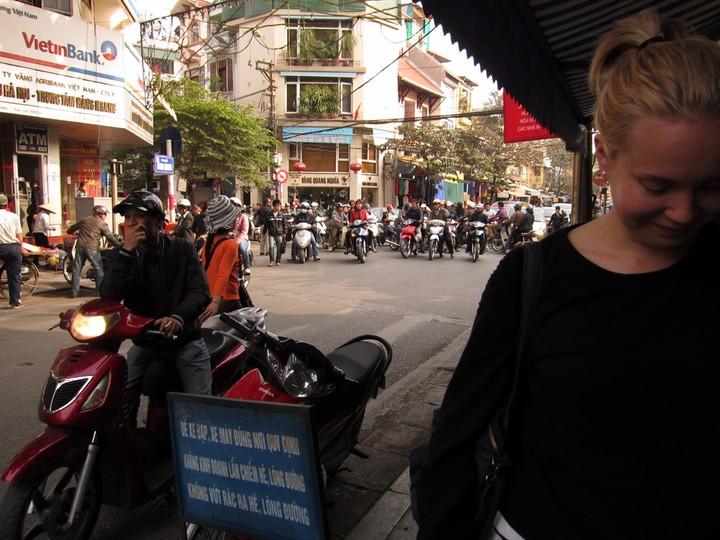 Hanoin sekamelska