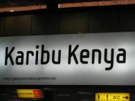 Katrine i Kenya 2011