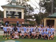 KES Australia Rugby Tour 2014