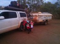 The Brady Family's Adventure Across Australia!!