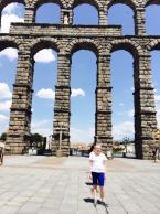 Lauren's Adventure in Spain