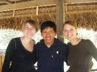 Leigh and Esther do Peru
