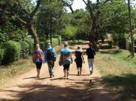 Line og Camillas eventyr i Tanzania